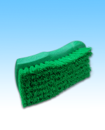 Cutting Board Brush GREEN